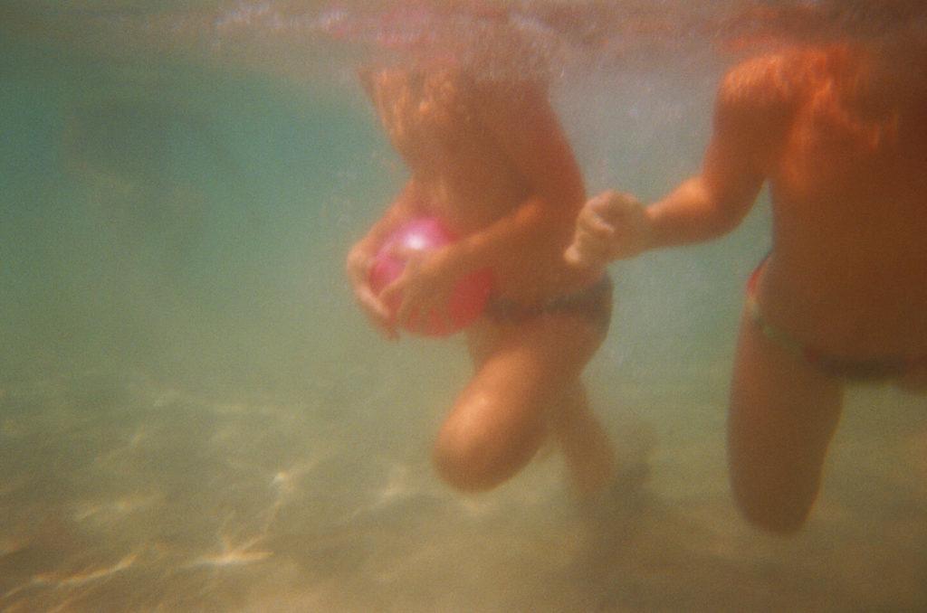 4 Gestures in Water